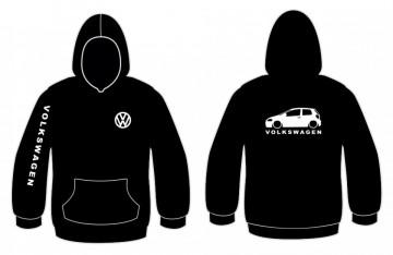Sweatshirt com capuz para Volkswagen FOX