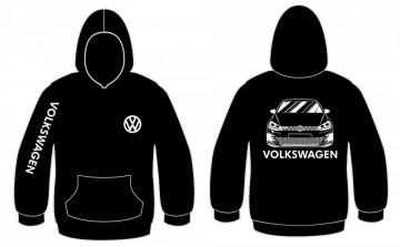 Sweatshirt com capuz para Volkswagen Golf mk7