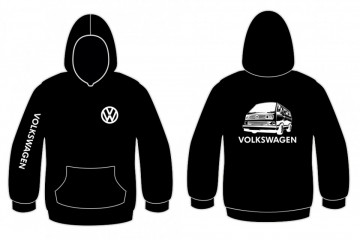 Sweatshirt com capuz para Volkswagen Pão de Forma T3