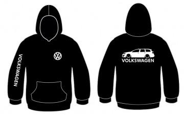 Sweatshirt com capuz para Volkswagen Passat 3C