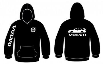 Sweatshirt com capuz para Volvo V40