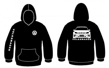Sweatshirt com capuz para VW Golf 7