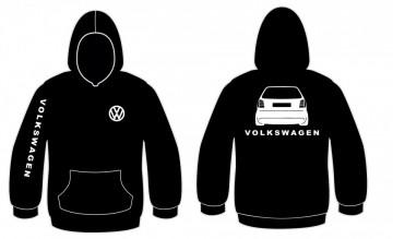 Sweatshirt com capuz para VW Polo 6N