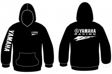 Sweatshirt com capuz para Yamaha Racing