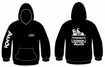 Sweatshirt para Audi B6