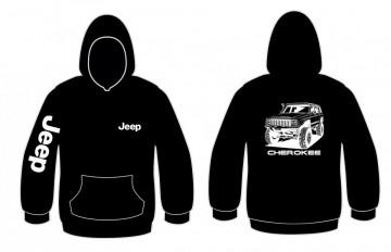 Sweatshirt para jeep Cherokee XJ