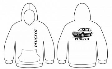Sweatshirt para Peugeot 205