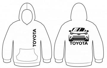 Sweatshirt para Toyota c-h