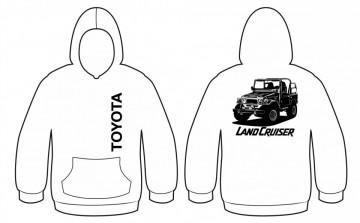 Sweatshirt para Toyota Land Cruiser FJ40
