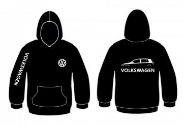 Sweatshirt para Volkswagen Golf Mk6 5 portas
