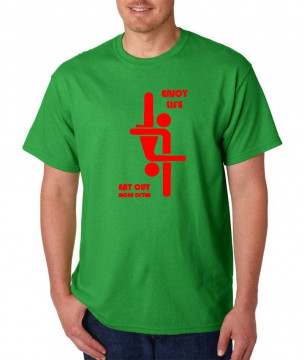 T-shirt  - Enjoy Life