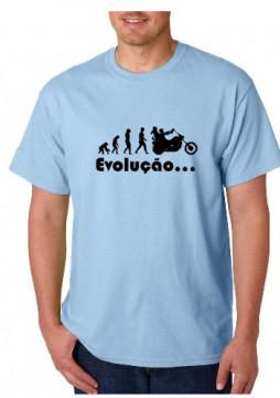T-shirt  - Evolução