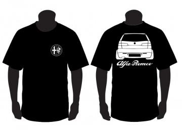 T-shirt para Alfa Romeo 145