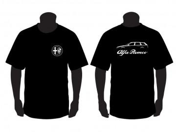 T-shirt para Alfa Romeo 156 sw