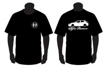 T-shirt para Alfa romeo Giulietta