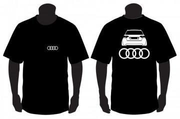 T-shirt para Audi A4 B7 Avant