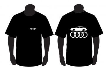 T-shirt para Audi A80