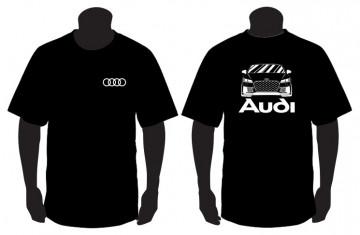 T-shirt para Audi TT RS