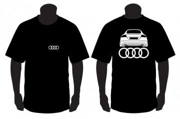 T-shirt para Audi TT