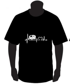 T-shirt para Batimentos Caravana