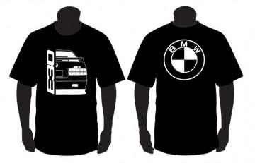 T-shirt para BMW E30 m3 Traseira