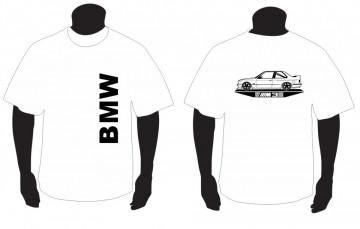 T-shirt para BMW E30 M3