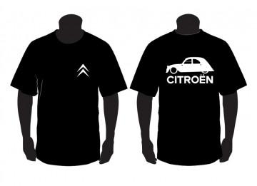 T-shirt  para Citroen 2CV