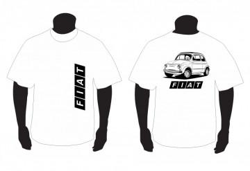 T-shirt para Fiat 500