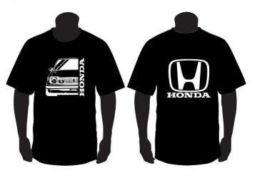 T-shirt para Honda Civic