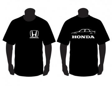 T-shirt para Honda Concerto
