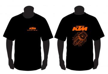 T-shirt para KTM