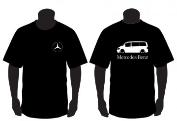 T-shirt para Mercedes-Benz Vito