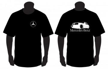 T-shirt para Mercedes-Benz w124