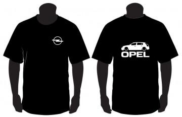 T-shirt  para  Opel Signum