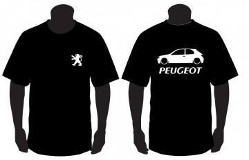 T-shirt  para Peugeot 306 3P