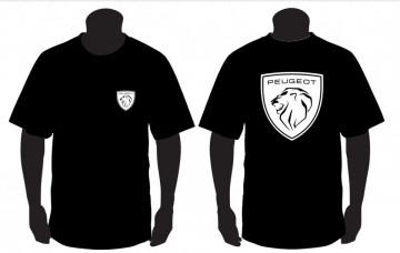 T-shirt para Peugeot