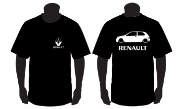 T-shirt para Renault Clio MK1.5