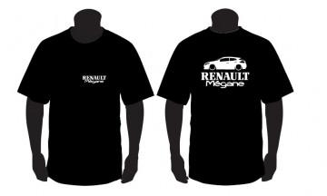 T-shirt para Renault Megane III 5 Portas