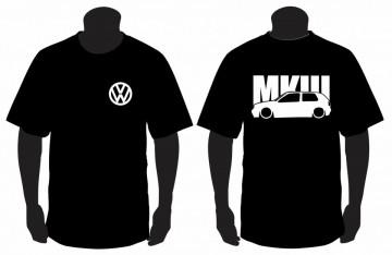 T-shirt  para VW golf mk3
