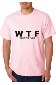 T-shirt  - WTF