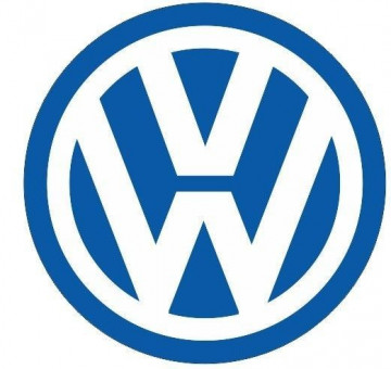 4 Autocolantes Para Centros de Jantes para Volkswagen