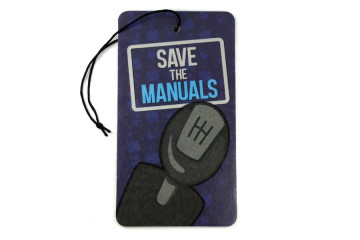 Ambientador - Save The Manuals