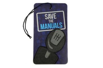 Ambientador - Save The Manuals