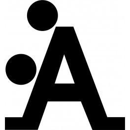 Autocolante - A