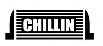 Autocolante - Chillin