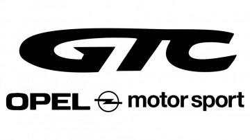 Autocolante com GTC Opel Motorsport