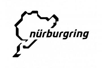 Autocolante com Pista Nurburgring