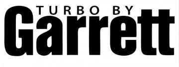 Autocolante com Turbo by Garret