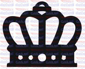 Autocolante - Coroa 16
