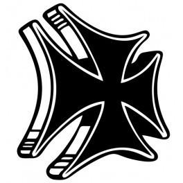 Autocolante - Cruz Cruzadas